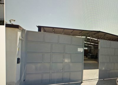 CAPANNONE USCITA AUTOSTRADA - 公路出口站