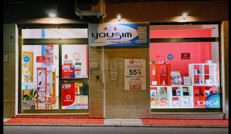 Negozio di Telefonia - Multibrand - 電話店-多品牌